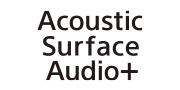 Логотип Acoustic Surface+