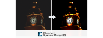 Логотип X-tended Dynamic Range