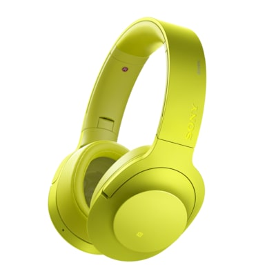Изображение Беспроводные наушники с шумоподавлением MDR-100ABN h.ear on