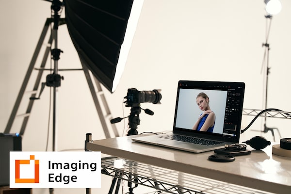 Приложения Imaging Edge™ Remote, Viewer и Edit